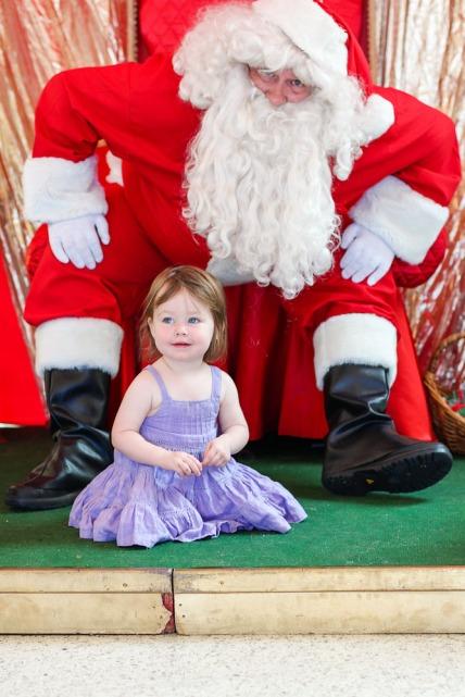 Scary Santa :-P