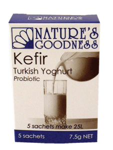 Nature's Goodness kefir